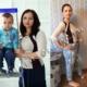 Ирина, 41 год, до-после