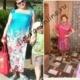 Лариса, 44 года, до-после